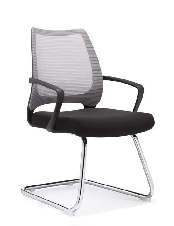 明森达办公椅d869 灰色